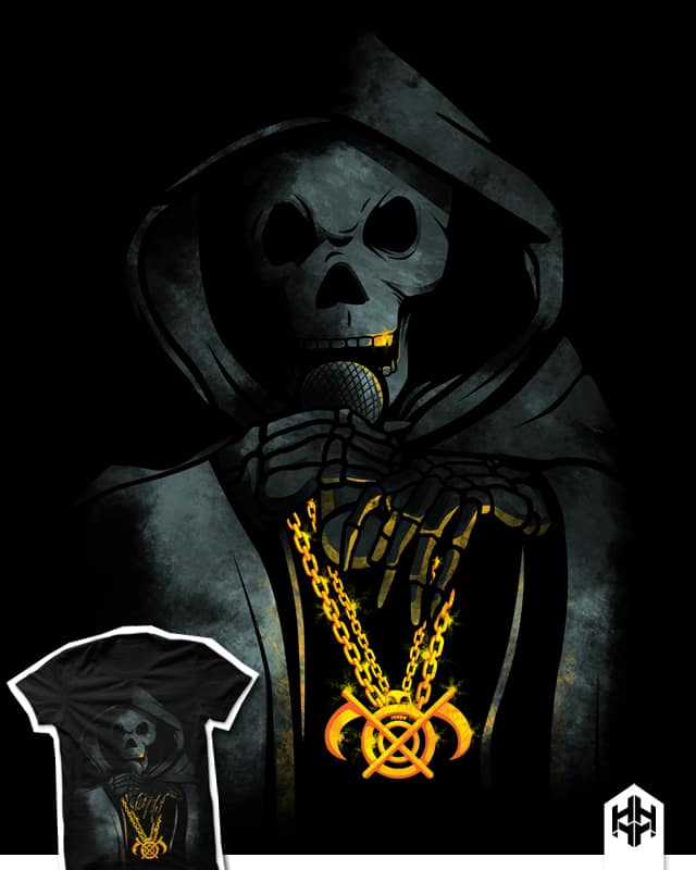 grim rapper by sayahelmi on Threadless