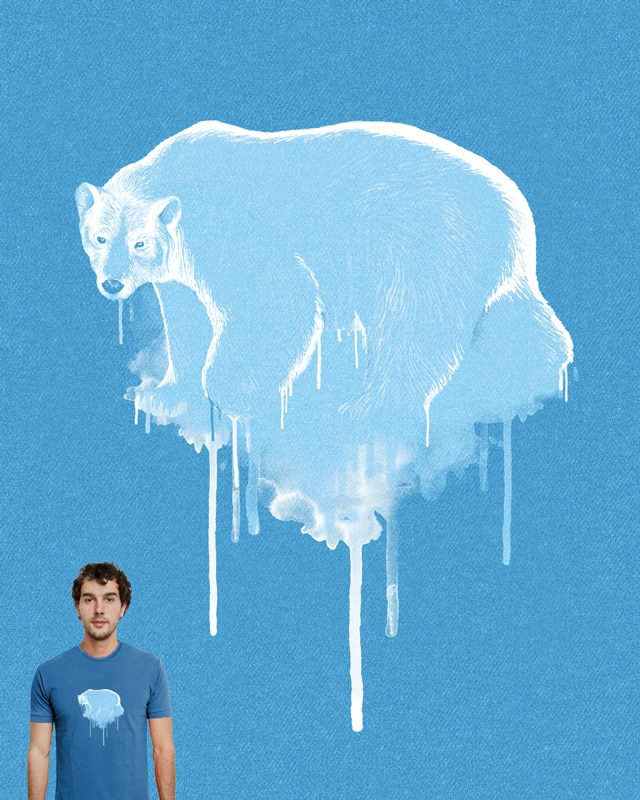 Ice is melting by mr.tooot on Threadless