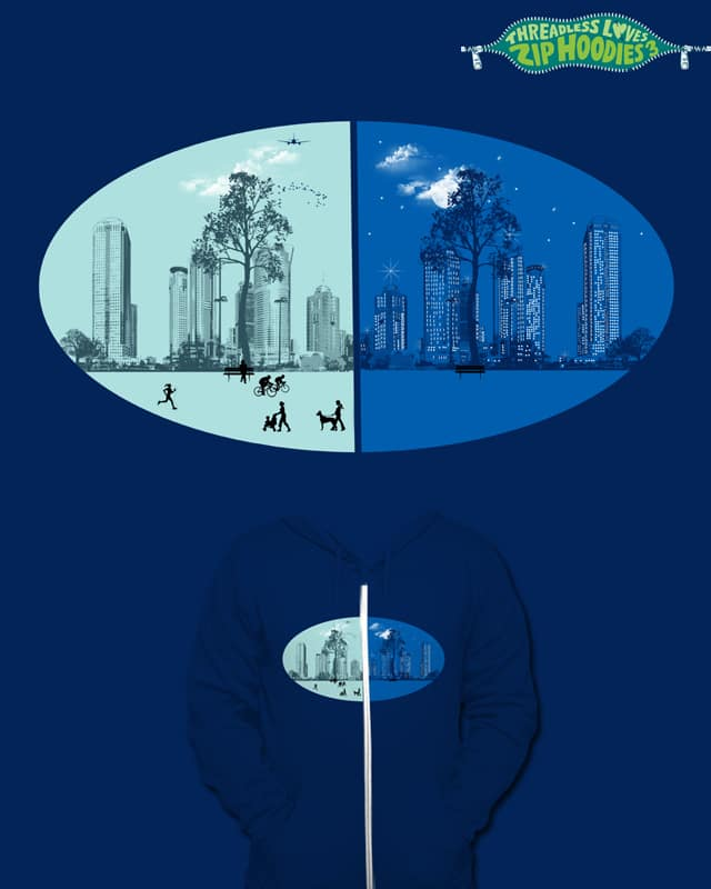 Day and Night by bandy on Threadless