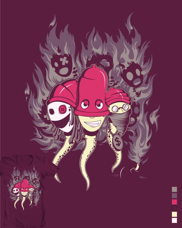 Safe gang by Kaps3l on Threadless