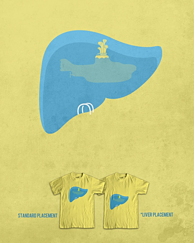 liverpool by jerbing33 on Threadless