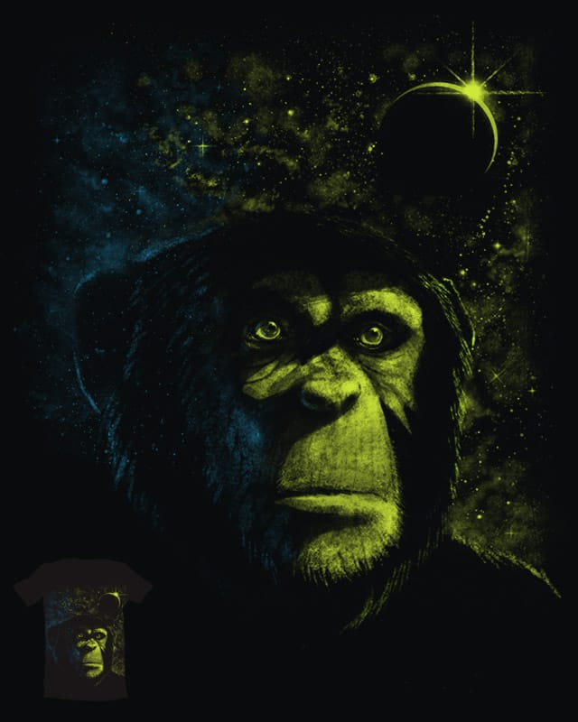 A Primates Dream by DannE-B on Threadless