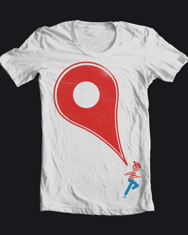 Catch me if you can... by ppmid on Threadless