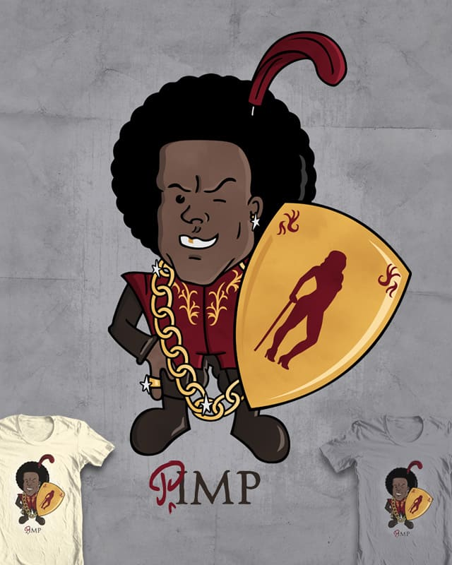 Lil Pimp by CHUCKYSA on Threadless
