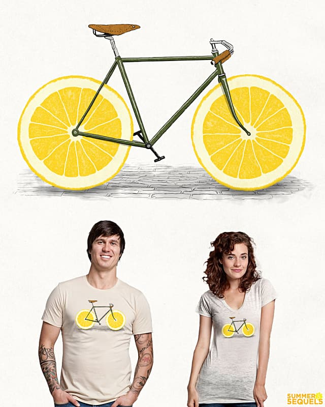 Zest by speakerine on Threadless