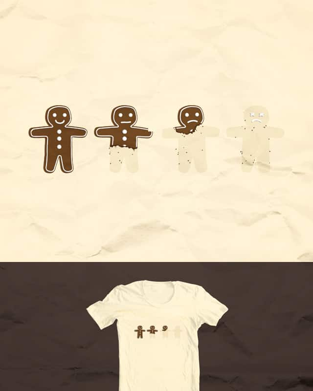 Cookies's Story by diekave on Threadless