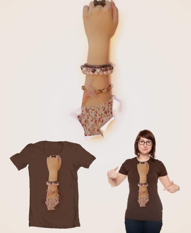Girl Inside by filiskun on Threadless