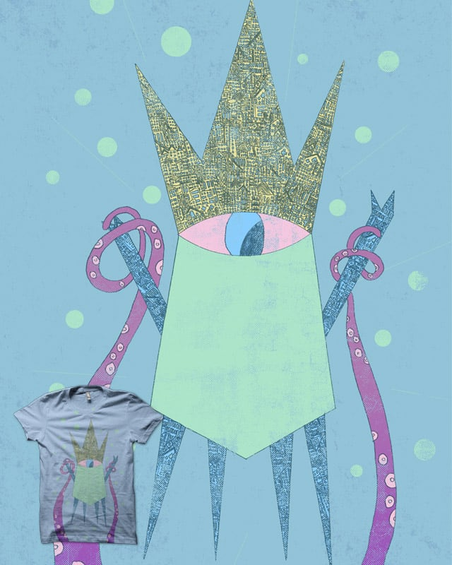 King of the Sea by ilyya on Threadless