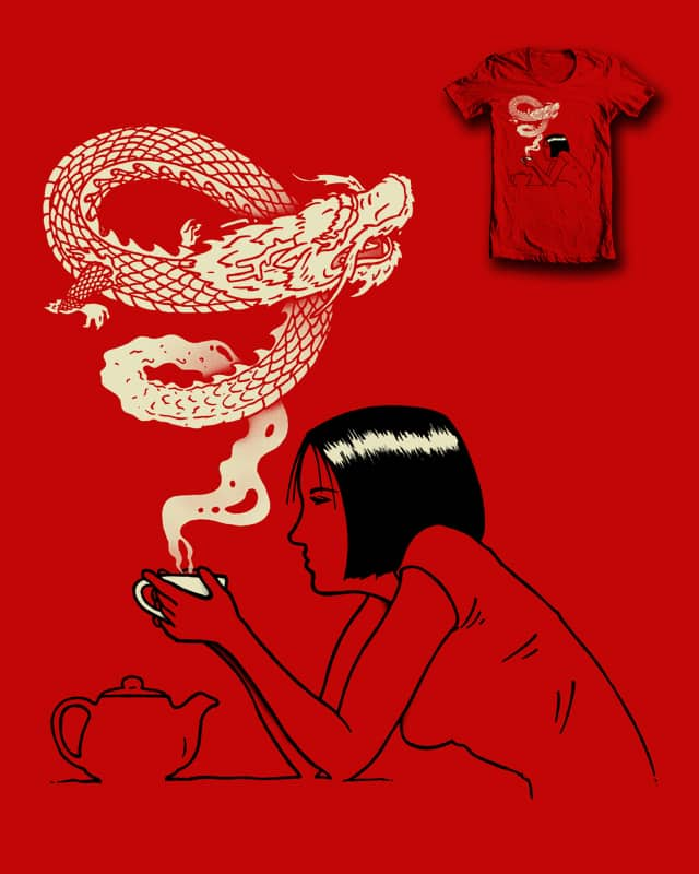 Good Tea by ivanrodero on Threadless