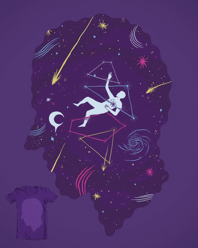 The Deepest Void by ecsu on Threadless