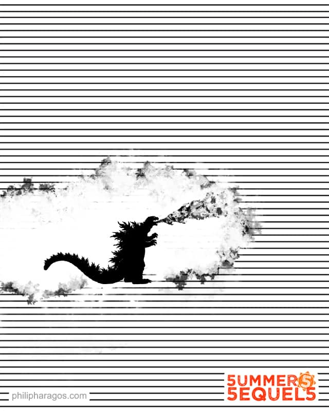 godzillism by Haragos on Threadless