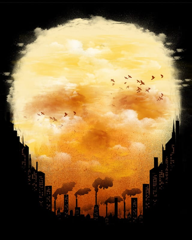 Polluted Promises by dandingeroz on Threadless