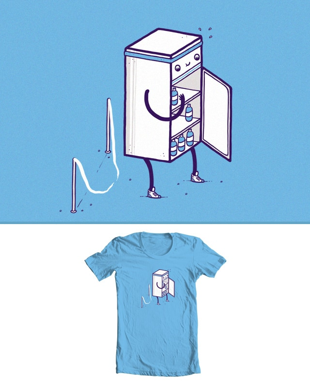 Time to chill by randyotter3000 on Threadless