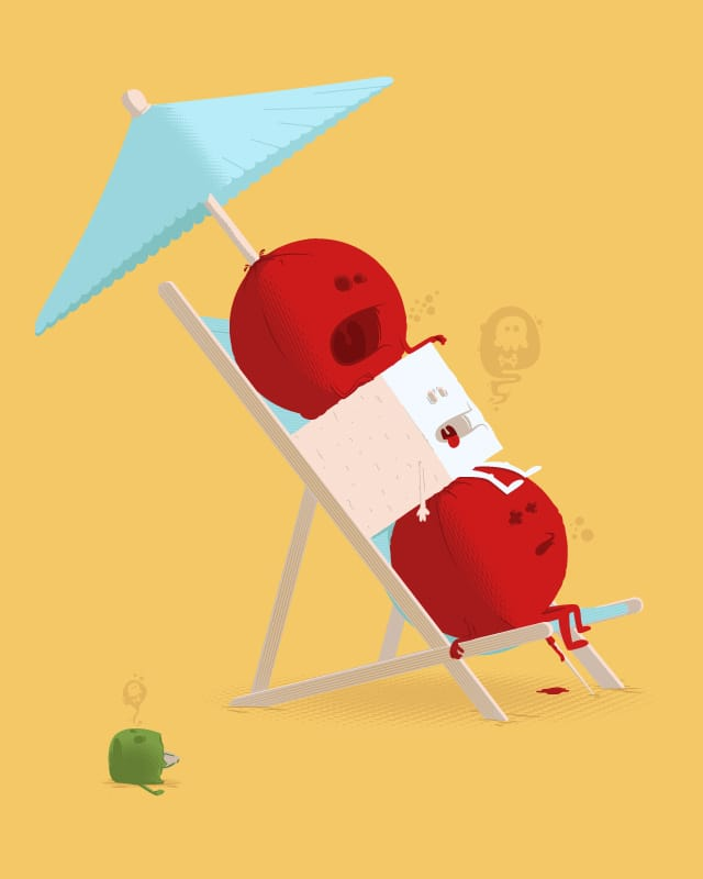 Summer Time by Naniiii on Threadless