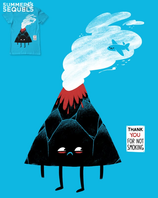 Fuming by Morkki on Threadless