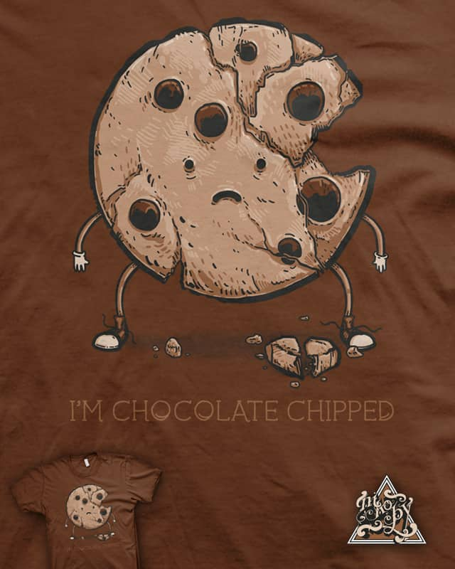 Chocolate Chipped by nikoby on Threadless