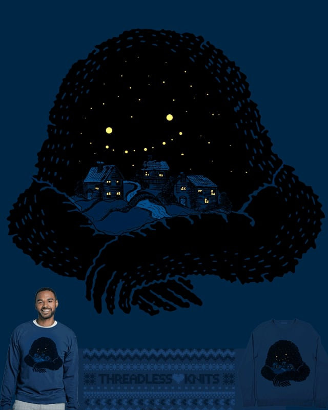 Starry Eyed by ArTrOcItY on Threadless