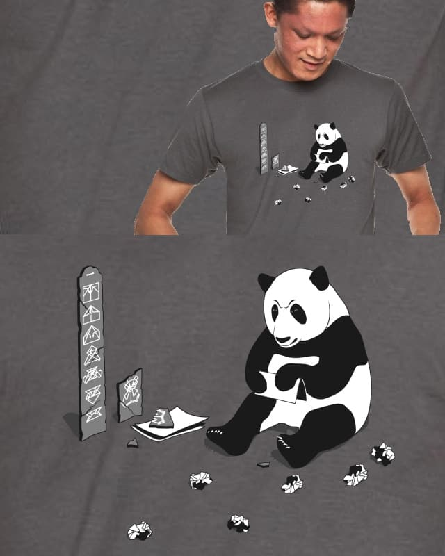 Mission impossible by ispman on Threadless