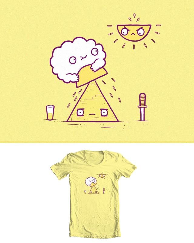 Sunny Delight by randyotter3000 on Threadless