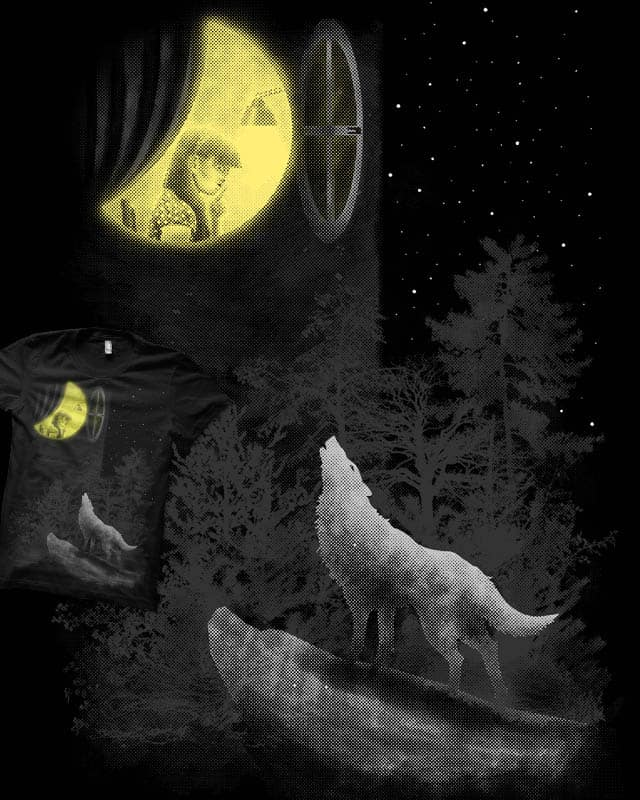 sshhh..it's not fullmoon yet by rejagalu on Threadless