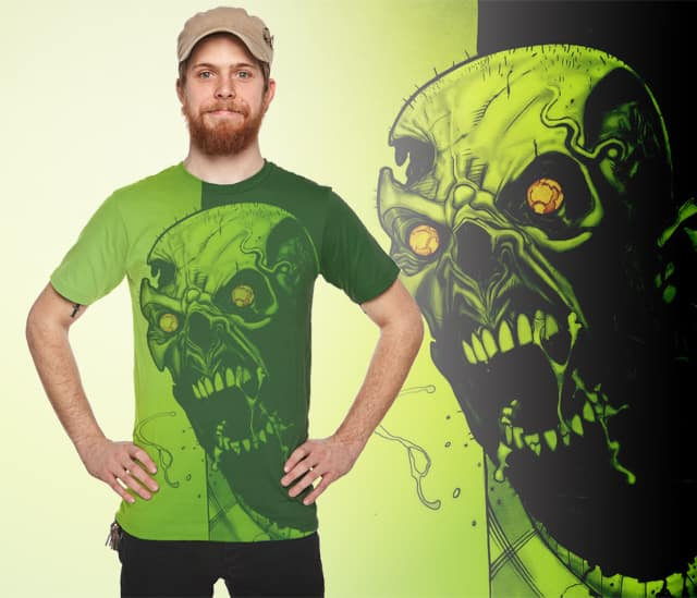 Zombattack by ejah on Threadless