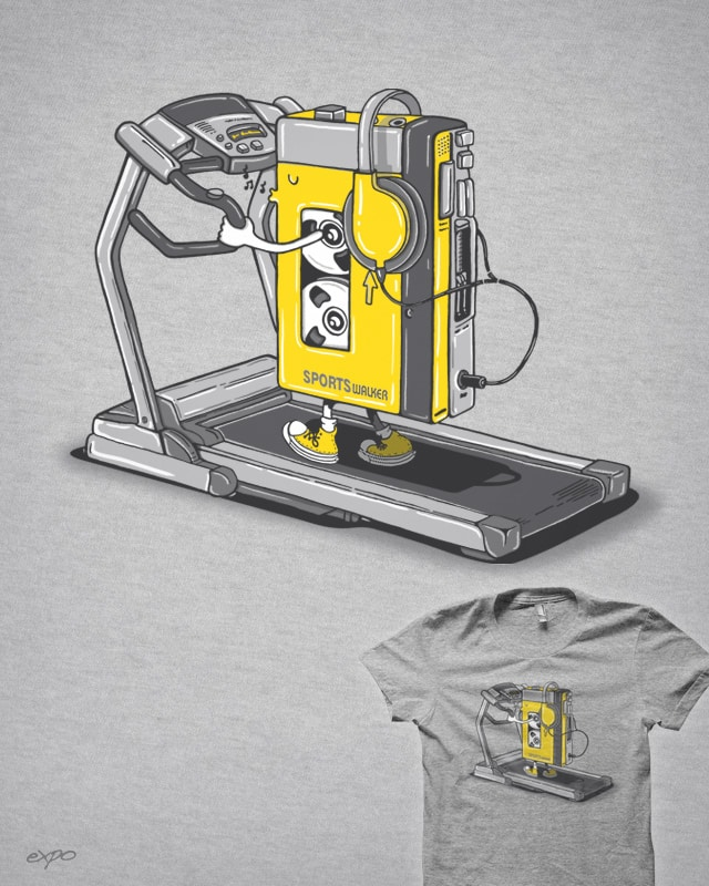 Sport Walker by expo on Threadless