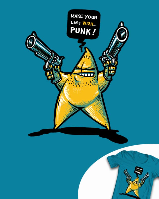 Shooting Star by Mr-R on Threadless