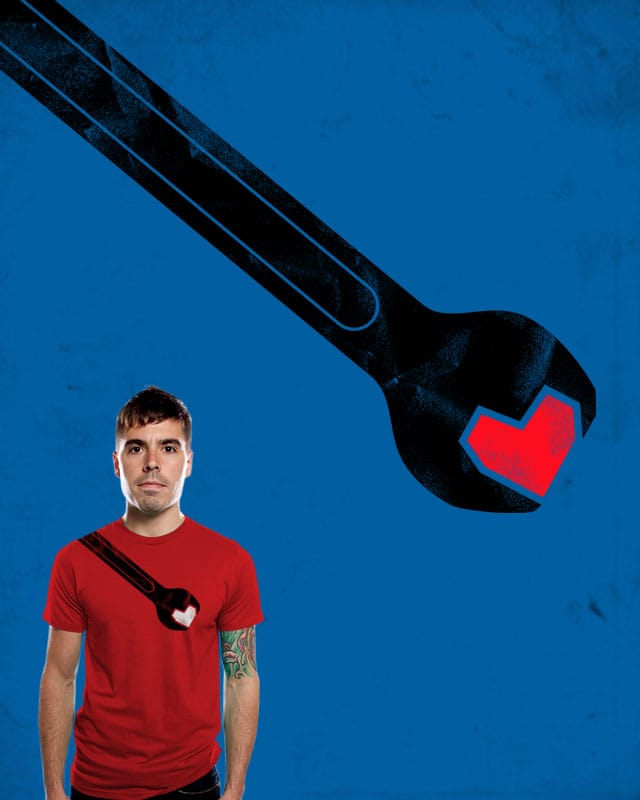 Can You Fix My Heart? by eQuivalent on Threadless
