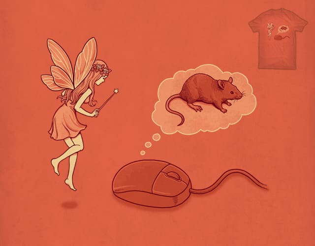 Wishing by ben chen on Threadless