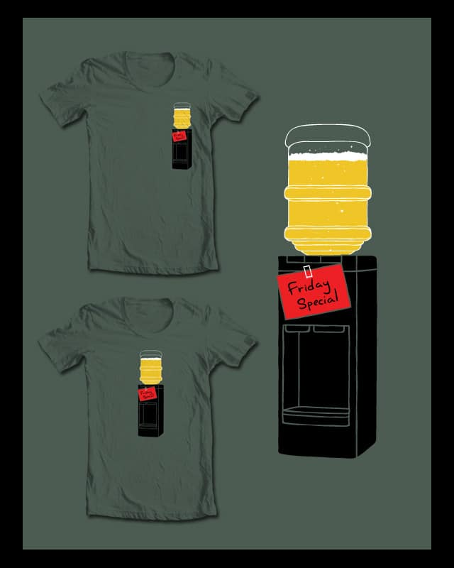 Friday Special by Flying_Mouse on Threadless