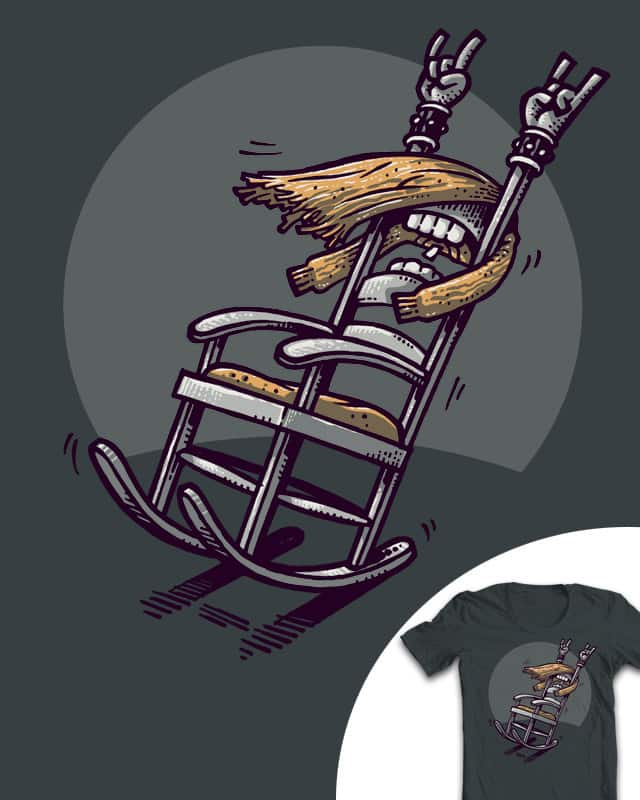 Rocking Chair by Mr-R on Threadless
