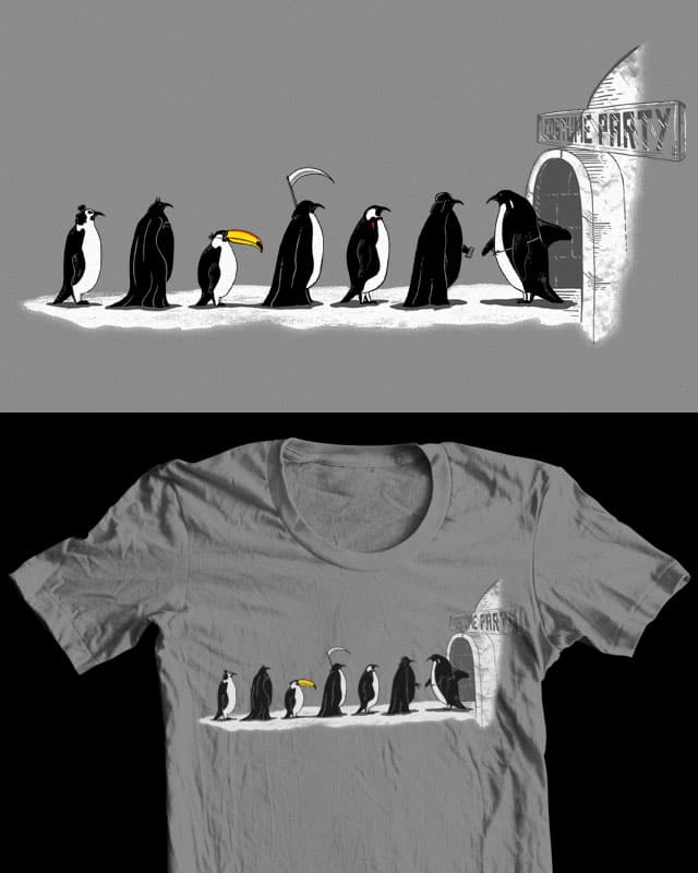 Coldstume Party by Sach_80 on Threadless