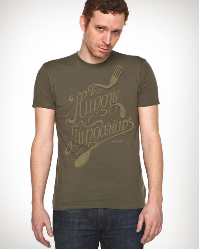 The Hungry Hungarian by astro_naut on Threadless