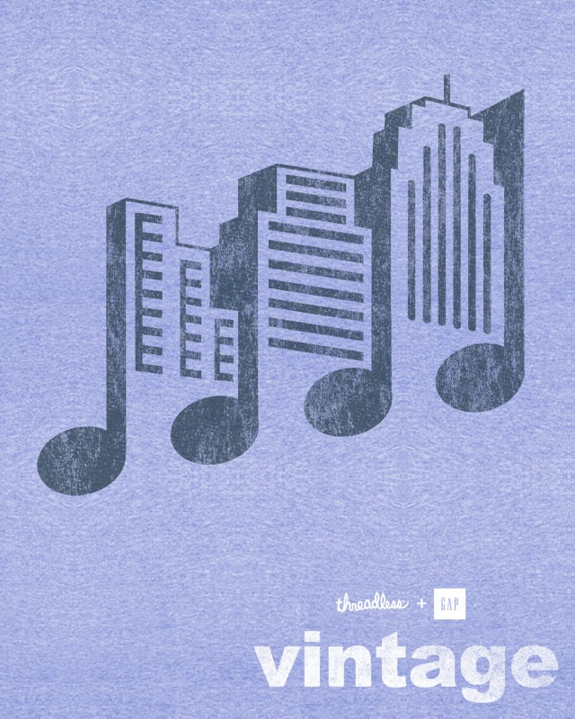 Melodicity by digsy on Threadless