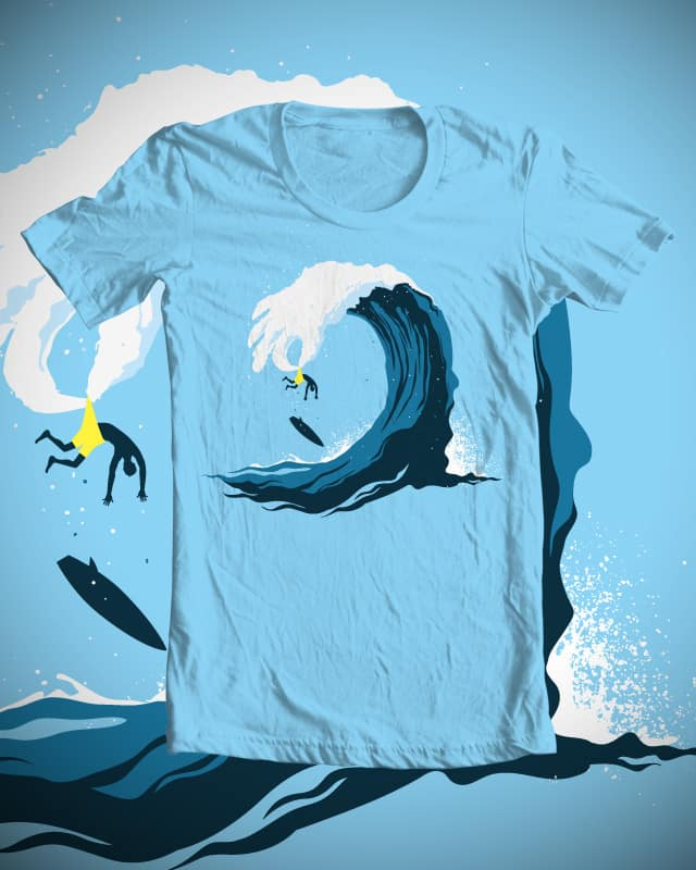 No Surfing by Flying_Mouse on Threadless