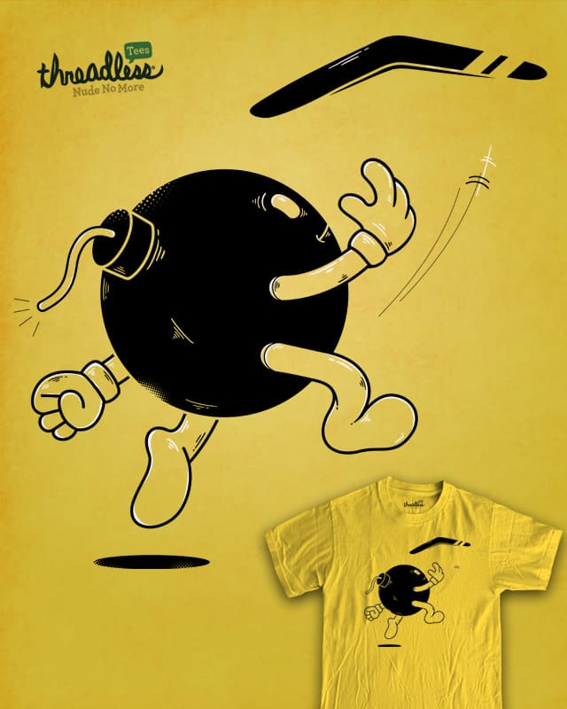 BOOMerang by koedabesi on Threadless