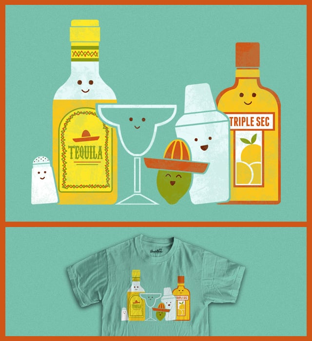 Margarita! by TeoZ on Threadless