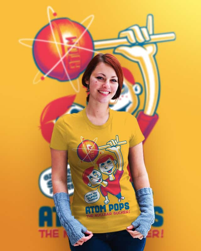 Space Age Suckers by d3d on Threadless