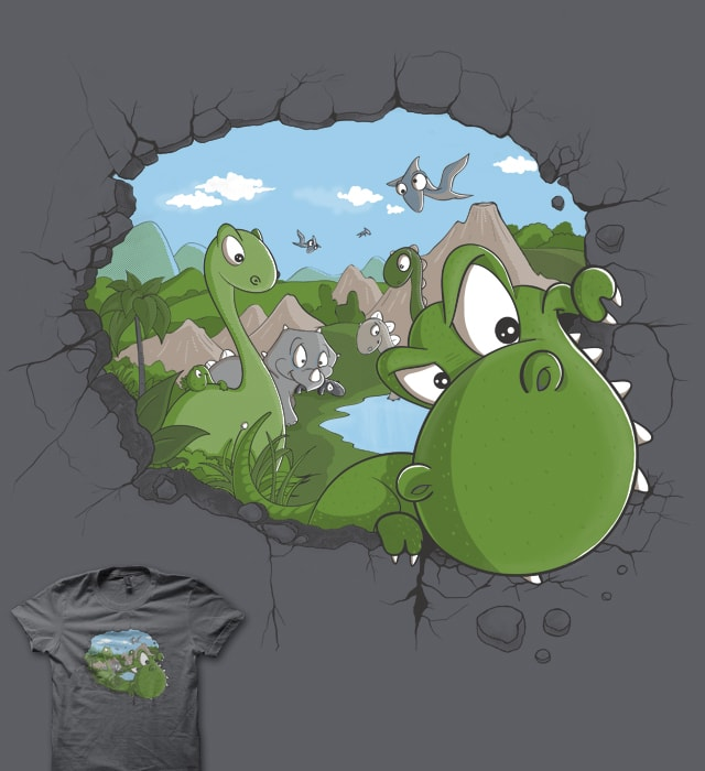 Window to Past by Di.Jay on Threadless