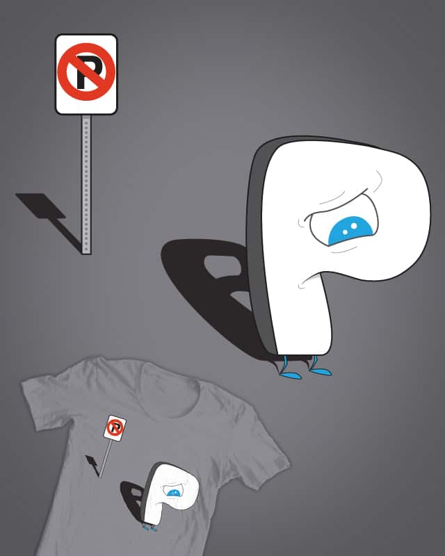 No P's Allowed by mattwill on Threadless