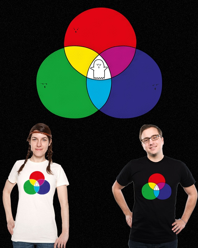 Red, Green, Boo by nasty-nasty on Threadless