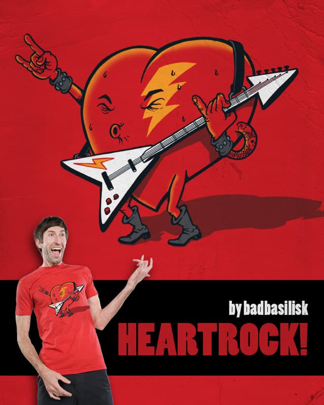 heartrock by badbasilisk on Threadless