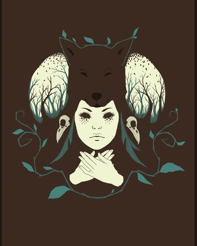 The Huntress by vomitinc on Threadless