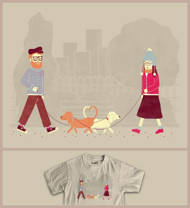 Dog People by TeoZ on Threadless