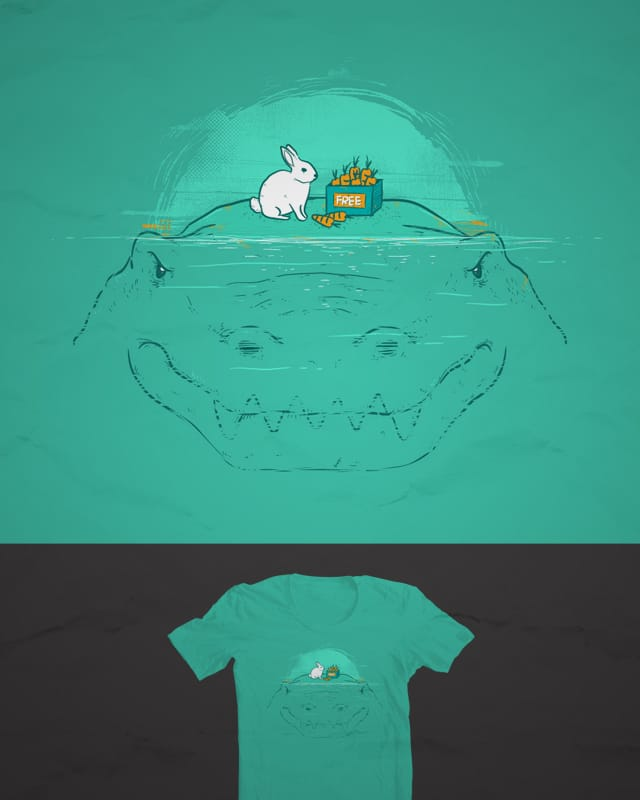 Free... by diekave on Threadless