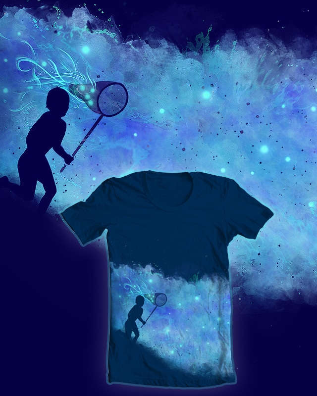 Chasing Spirits by Evan_Luza on Threadless