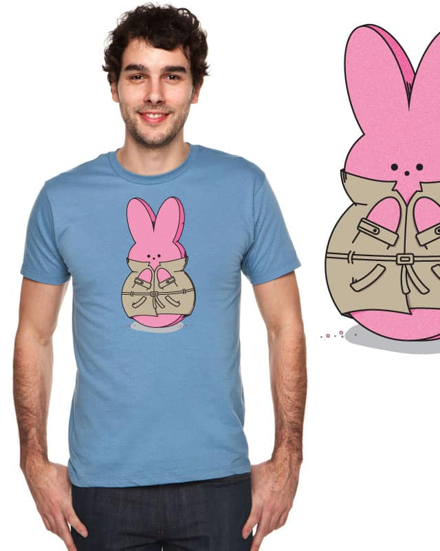 Peep Show by lauren.e.cannon on Threadless