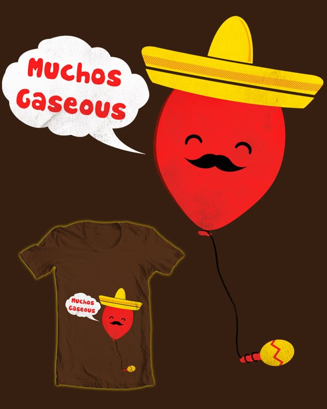 Very Gassy by Evan_Luza on Threadless