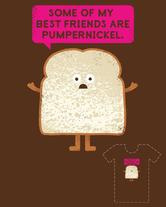 White Bread by DRO72 on Threadless