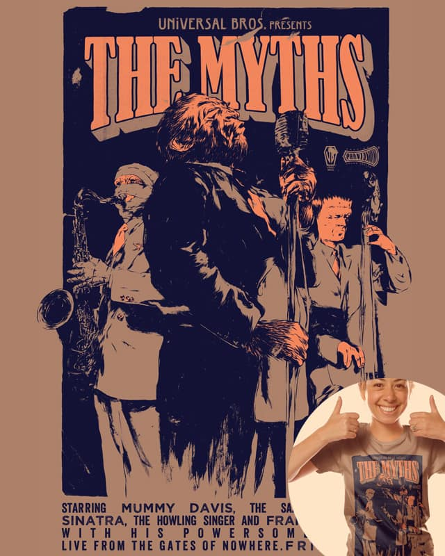 The Miths by verso.us on Threadless